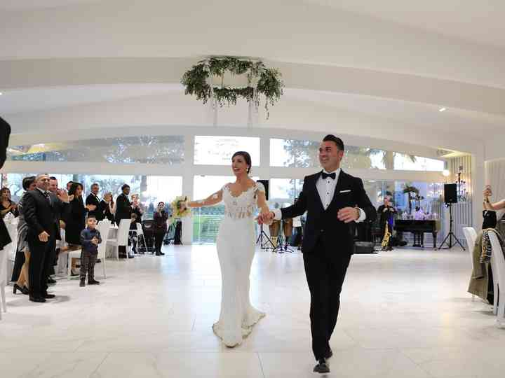 Le nozze di Mara e Vito