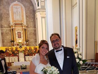 Le nozze di Mariarosaria  e Salvatore  1