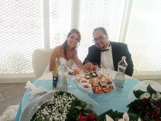 Le nozze di Mariarosaria  e Salvatore