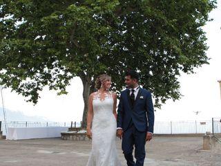 Le nozze di Rossella e Stefano