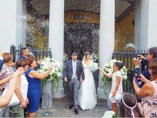Le nozze di Maria e Luigi