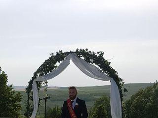 Le nozze di Cristina e Corrado 1