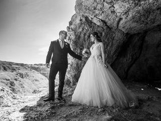 Le nozze di Graziana e Gianluca