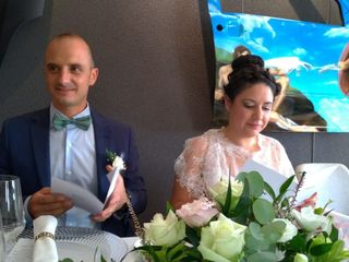 Le nozze di Natascia e Roberto