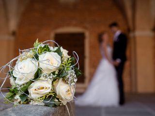 Le nozze di Tania Fabiola e Matteo