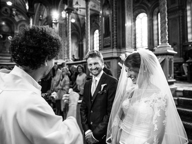 Il matrimonio di Marco e Tiziana a Brescia, Brescia 32