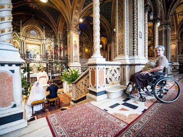 Il matrimonio di Marco e Tiziana a Brescia, Brescia 33