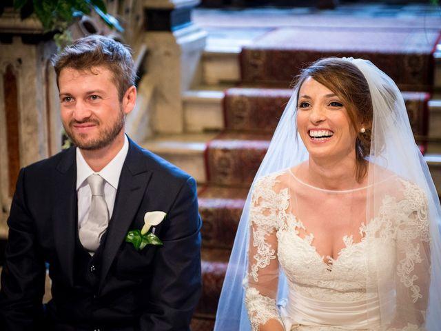 Il matrimonio di Marco e Tiziana a Brescia, Brescia 35