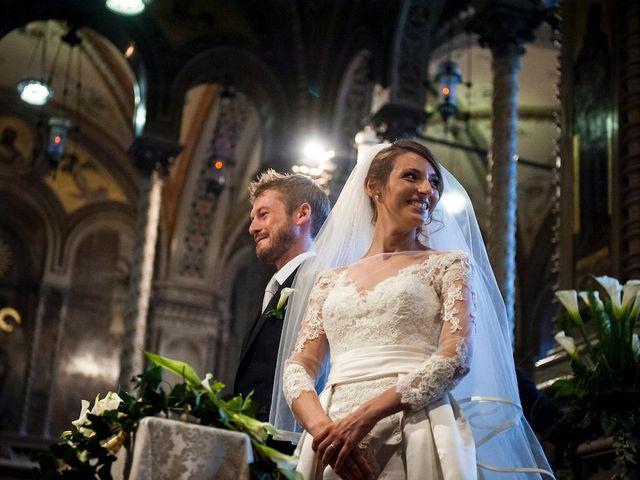 Il matrimonio di Marco e Tiziana a Brescia, Brescia 36