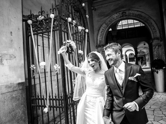 Il matrimonio di Marco e Tiziana a Brescia, Brescia 38