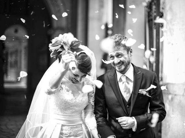 Il matrimonio di Marco e Tiziana a Brescia, Brescia 39