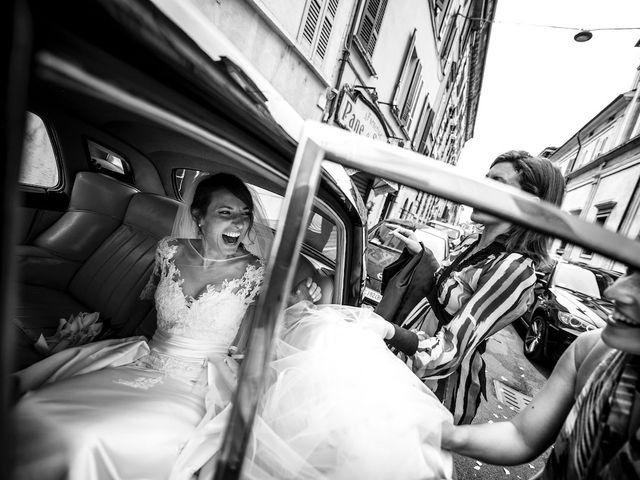 Il matrimonio di Marco e Tiziana a Brescia, Brescia 41