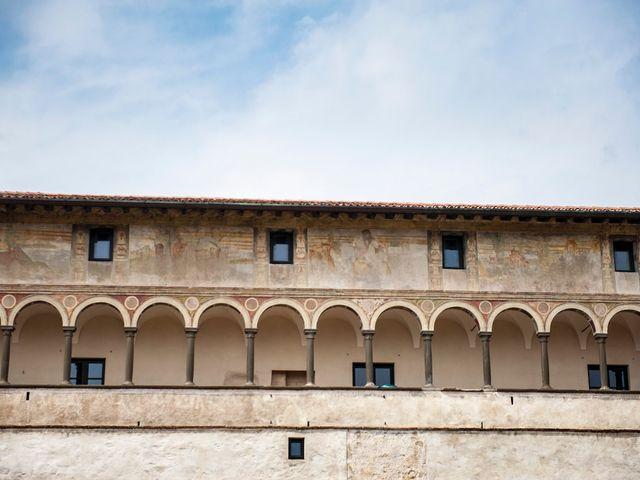 Il matrimonio di Marco e Tiziana a Brescia, Brescia 45