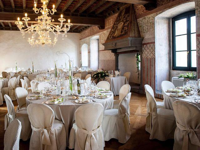 Il matrimonio di Marco e Tiziana a Brescia, Brescia 47
