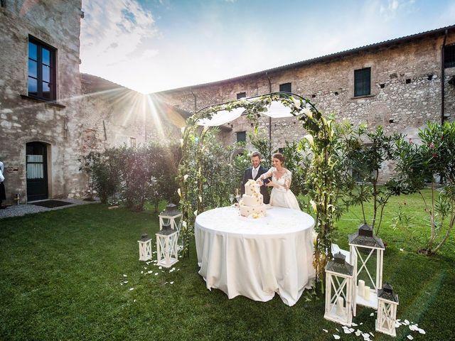 Il matrimonio di Marco e Tiziana a Brescia, Brescia 51