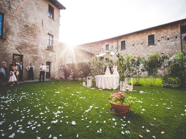 Il matrimonio di Marco e Tiziana a Brescia, Brescia 52