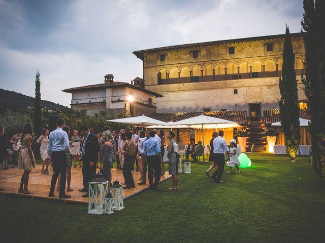Il matrimonio di Marco e Tiziana a Brescia, Brescia 56