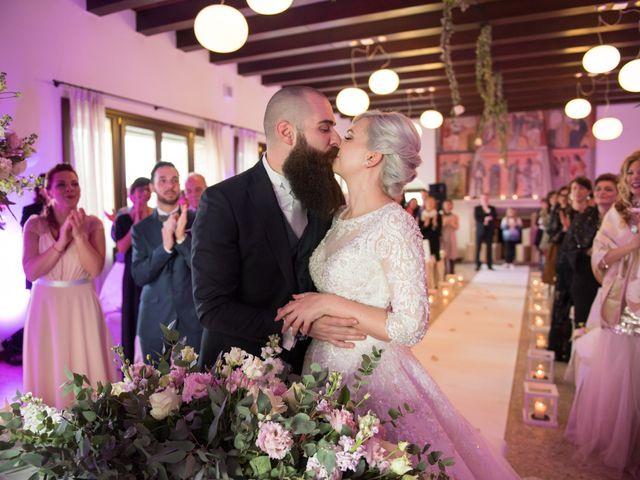 Le nozze di Tatiana e Aldo