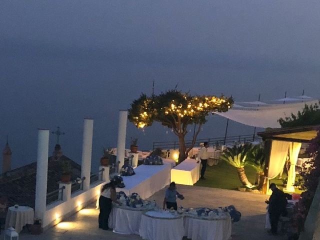 Il matrimonio di Stefano e Rossella a Amalfi, Salerno 10