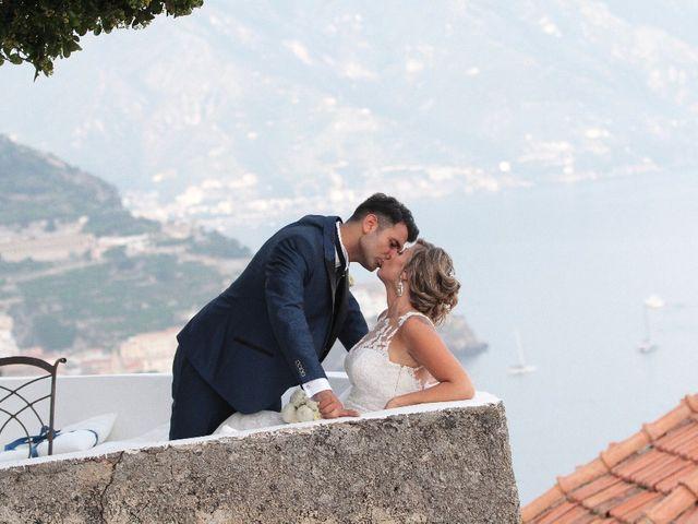 Il matrimonio di Stefano e Rossella a Amalfi, Salerno 17