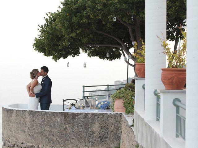 Il matrimonio di Stefano e Rossella a Amalfi, Salerno 18
