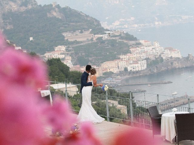 Il matrimonio di Stefano e Rossella a Amalfi, Salerno 19