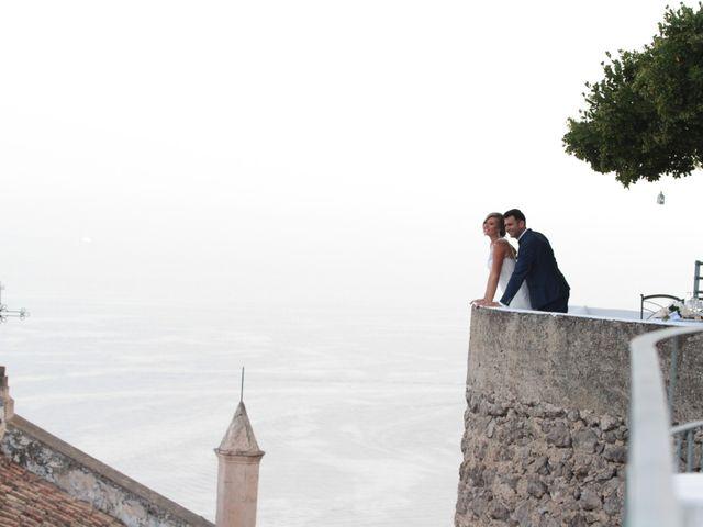 Il matrimonio di Stefano e Rossella a Amalfi, Salerno 25