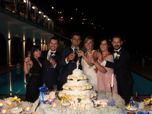 Il matrimonio di Stefano e Rossella a Amalfi, Salerno 26
