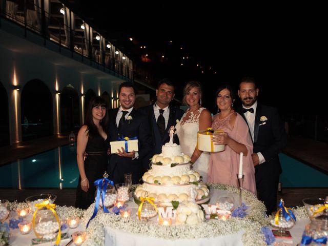 Il matrimonio di Stefano e Rossella a Amalfi, Salerno 27