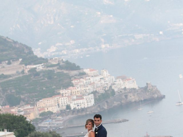 Il matrimonio di Stefano e Rossella a Amalfi, Salerno 29