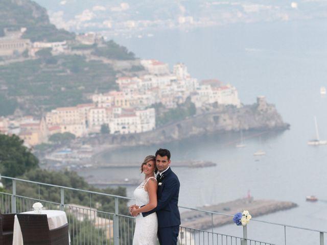 Il matrimonio di Stefano e Rossella a Amalfi, Salerno 30