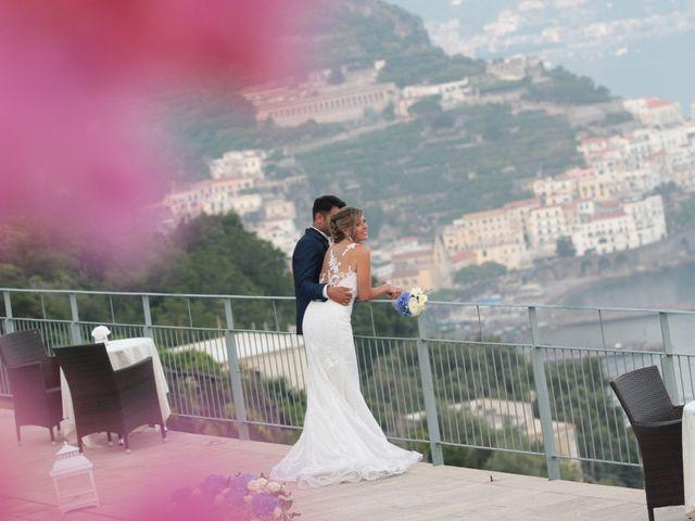 Il matrimonio di Stefano e Rossella a Amalfi, Salerno 32