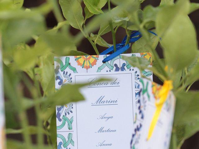 Il matrimonio di Stefano e Rossella a Amalfi, Salerno 40