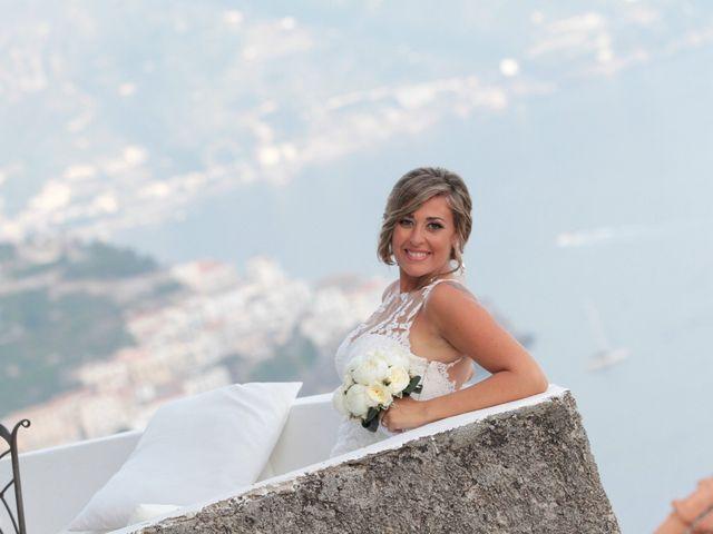 Il matrimonio di Stefano e Rossella a Amalfi, Salerno 49