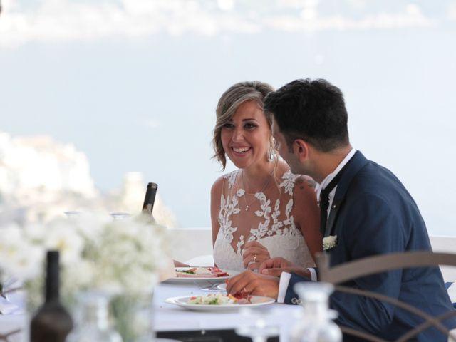 Il matrimonio di Stefano e Rossella a Amalfi, Salerno 55