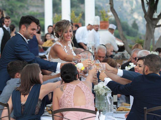 Il matrimonio di Stefano e Rossella a Amalfi, Salerno 63