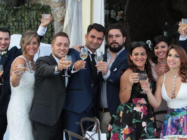 Il matrimonio di Stefano e Rossella a Amalfi, Salerno 68