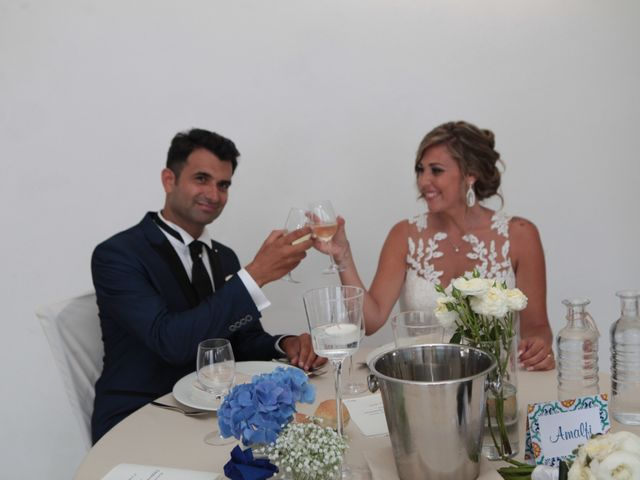 Il matrimonio di Stefano e Rossella a Amalfi, Salerno 74