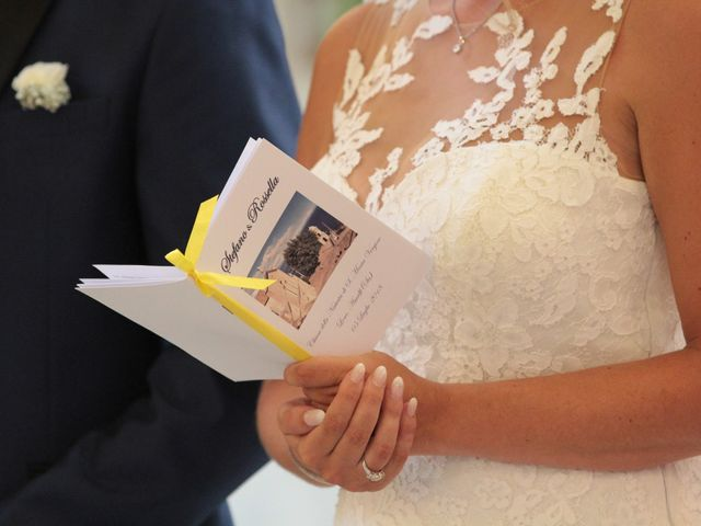 Il matrimonio di Stefano e Rossella a Amalfi, Salerno 81
