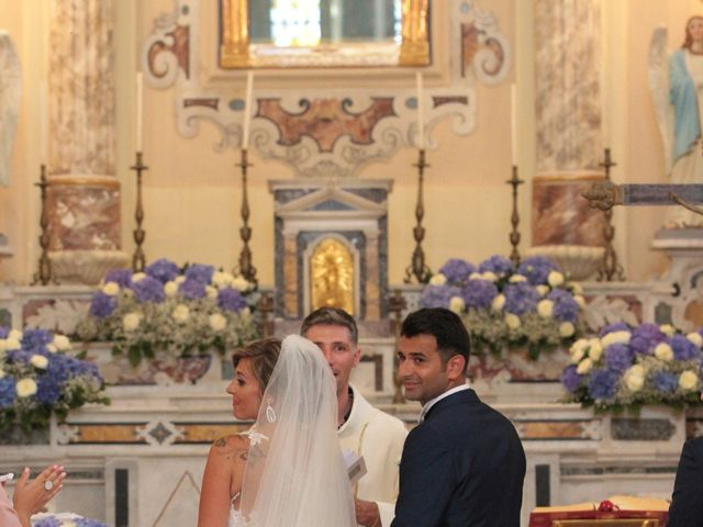 Il matrimonio di Stefano e Rossella a Amalfi, Salerno 87