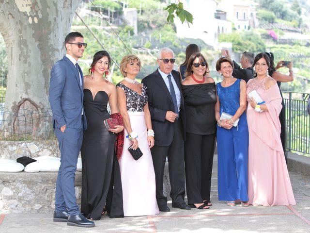 Il matrimonio di Stefano e Rossella a Amalfi, Salerno 92