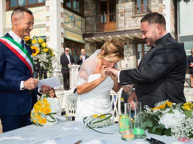 Il matrimonio di Antonio e Simona a Trescore Balneario, Bergamo 11
