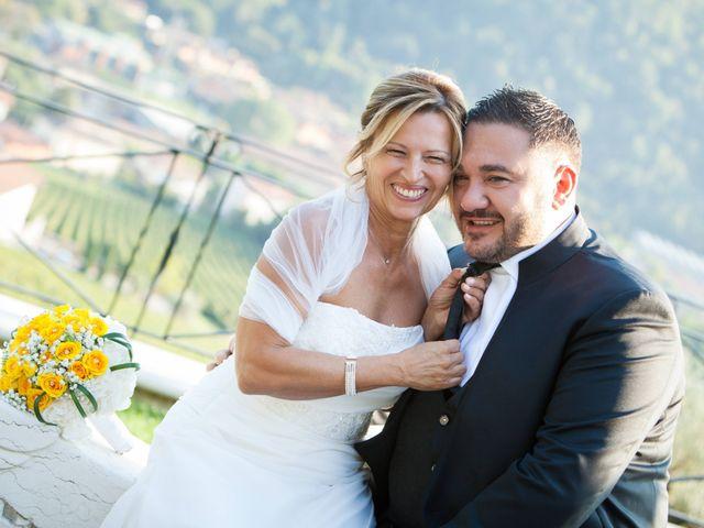 Il matrimonio di Antonio e Simona a Trescore Balneario, Bergamo 15