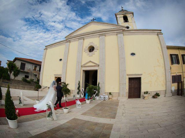 Il matrimonio di Marianna e Daniele a Crotone, Crotone 17