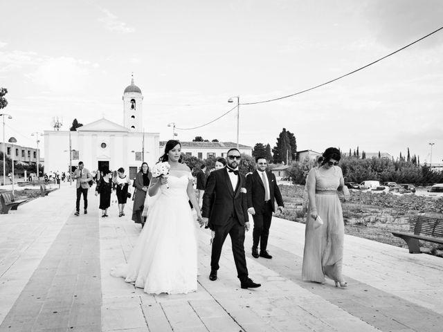 Il matrimonio di Marianna e Daniele a Crotone, Crotone 22