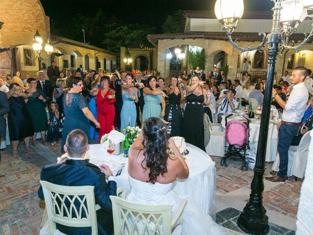 Il matrimonio di Marianna e Daniele a Crotone, Crotone 35