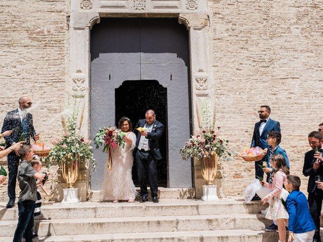 Il matrimonio di Marilù e Michele a Torremaggiore, Foggia 14