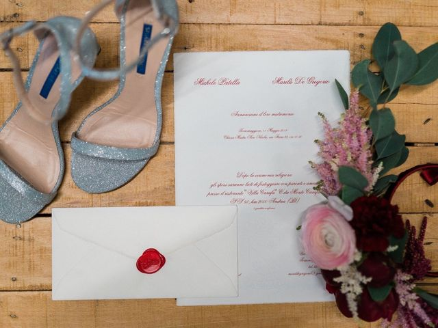 Il matrimonio di Marilù e Michele a Torremaggiore, Foggia 16
