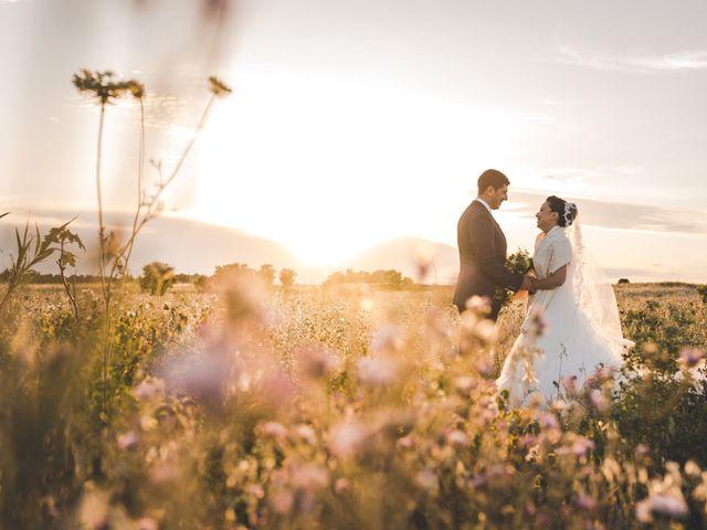 Le nozze di Mary e Alessandro