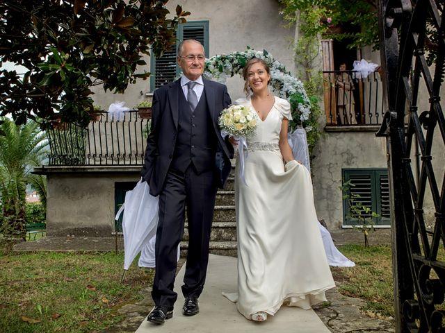 Il matrimonio di Saverio e Raffaella a Carolei, Cosenza 17